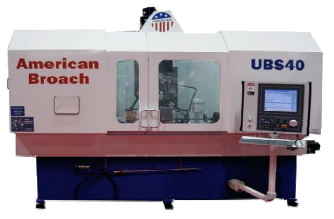 CNC Broach Sharpeners